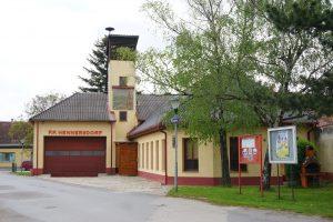 Feuerwehrhaus 2006